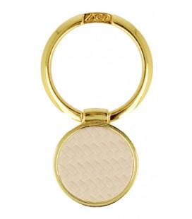 """Auksinės spalvos universalus telefono laikiklis ant piršto - žiedas """"Ring Carbon"""""""