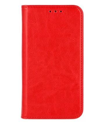 """Odinis raudonas atverčiamas klasikinis dėklas Apple iPhone X telefonui """"Book Special Case"""""""