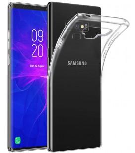 Skaidrus plonas 0,3mm silikoninis dėklas Samsung Galaxy Note 9 telefonui