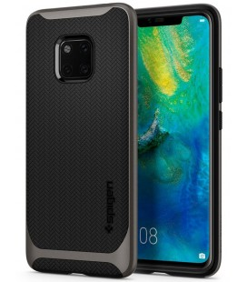 "Pilkas dėklas Huawei Mate 20 Pro telefonui ""Spigen Neo Hybrid"""