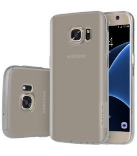 """Pilkas dėklas Samsung Galaxy S7 G930 Telefonui """"Nillkin Nature"""""""