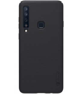 "Juodas dėklas Samsung Galaxy A9 2018 telefonui ""Nillkin Frosted Shield"""