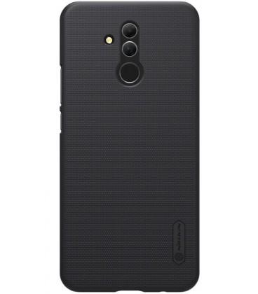 "Juodas dėklas Huawei Mate 20 Lite telefonui ""Nillkin Frosted Shield"""