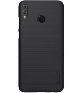 "Juodas dėklas Huawei Honor 8X telefonui ""Nillkin Frosted Shield"""