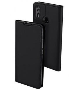 """Pilkas atverčiamas dėklas Huawei Honor 10 Lite telefonui """"Dux Ducis Skin"""""""