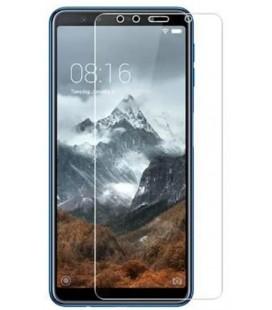 Apsauginė ekrano plėvelė Samsung Galaxy A7 2018 telefonui (Visam ekranui)