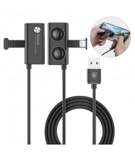 """Juodas USB - Lightning 1,5A laidas 3m """"Baseus"""""""