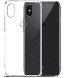 """Skaidrus silikoninis dėklas Xiaomi Redmi Note 6 Pro telefonui """"Clear"""""""