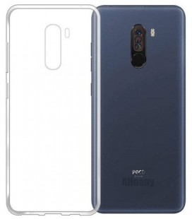 "Skaidrus silikoninis dėklas Xiaomi Pocophone F1 telefonui ""Clear"""