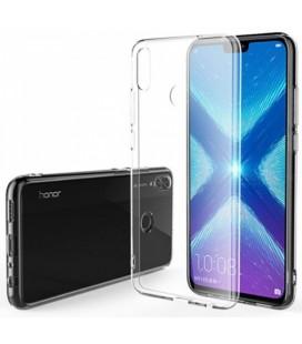 """Skaidrus silikoninis dėklas Huawei Honor 8X telefonui """"Clear"""""""