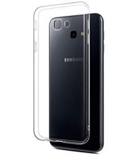 """Skaidrus silikoninis dėklas Samsung Galaxy J4 Plus 2018 telefonui """"Clear"""""""