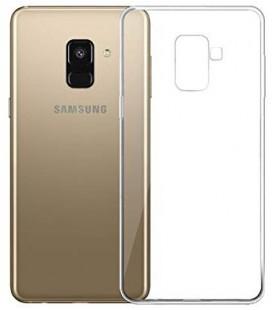 """Skaidrus silikoninis dėklas Samsung Galaxy A6 2018 telefonui """"Clear"""""""