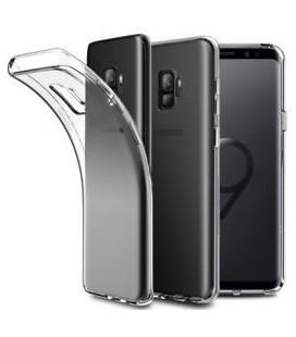 """Skaidrus silikoninis dėklas Samsung Galaxy S9 telefonui """"Clear"""""""