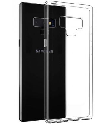 """Skaidrus silikoninis dėklas Samsung Galaxy Note 9 telefonui """"Clear"""""""