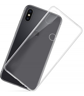 "Skaidrus silikoninis dėklas Xiaomi Mi 6X (Mi A2) telefonui ""Clear"""