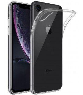 "Skaidrus silikoninis dėklas Apple iPhone XR telefonui ""Clear"""