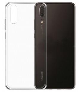 """Skaidrus silikoninis dėklas Huawei P20 telefonui """"Clear"""""""