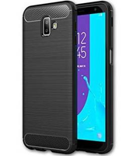 """Juodas dėklas Samsung Galaxy J6 Plus 2018 telefonui """"Tech-Protect"""""""