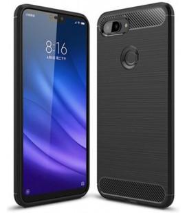 """Juodas dėklas Xiaomi Mi 8 Lite telefonui """"Tech-Protect"""""""