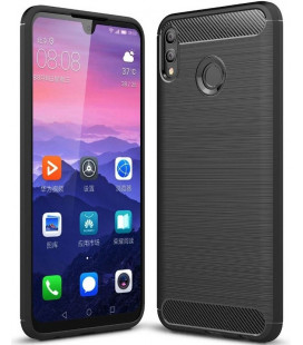 """Juodas dėklas Huawei P Smart 2019 telefonui """"Tech-Protect"""""""