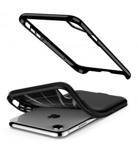 """Baltas 5D apsauginis grūdintas stiklas Huawei P20 Lite telefonui """"Mocolo"""""""