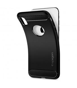 """Pilkas atverčiamas dėklas Xiaomi Redmi 6A telefonui """"Dux Ducis Skin"""""""