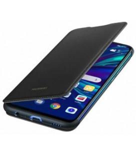"""Mėlynas atverčiamas dėklas Samsung Galaxy A6 Plus 2018 telefonui """"Telone Fancy"""""""