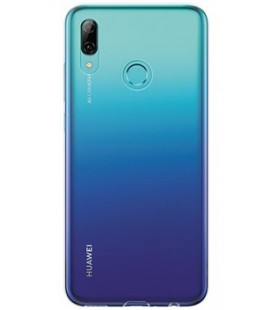 "Originalus skaidrus dėklas Huawei P Smart 2019 telefonui ""Flexible Clear Case"""