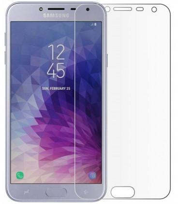 Apsauginė ekrano plėvelė Samsung Galaxy J4 2018 telefonui (Visam ekranui)
