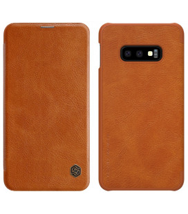 """Juodas atverčiamas dėklas Samsung Galaxy A6 Plus 2018 telefonui """"Telone Book Pocket"""""""