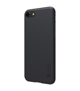 Lenktas juodas 3D apsauginis grūdintas stiklas Apple iPhone 6 Plus / 6s Plus telefonui