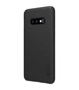 """Odinis juodas atverčiamas klasikinis dėklas Samsung Galaxy A6 2018 telefonui """"Book Special Case"""""""