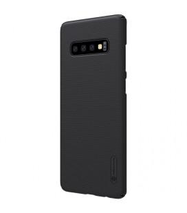 """Odinis juodas atverčiamas klasikinis dėklas Samsung Galaxy J6 2018 telefonui """"Book Special Case"""""""