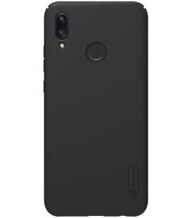 """Juodas dėklas Huawei P Smart 2019 telefonui """"Nillkin Frosted Shield"""""""