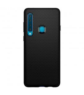 Skaidrus plonas 0,3mm silikoninis dėklas Samsung Galaxy J8 2018 telefonui
