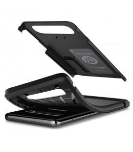 """Juodas 5D apsauginis grūdintas stiklas Samsung Galaxy S8 Plus telefonui """"Mocolo"""""""