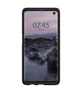 """Juodas 5D apsauginis grūdintas stiklas Samsung Galaxy S9 Plus telefonui """"Mocolo"""""""