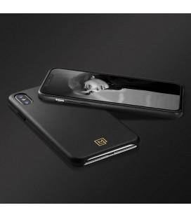 """Juodas dėklas Samsung Galaxy Grand Prime telefonui """"Bugatti Slim Fit"""""""