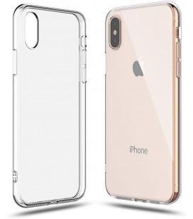 """Skaidrus dėklas Apple iPhone X/XS telefonui """"Tech-Protect Flexair"""""""