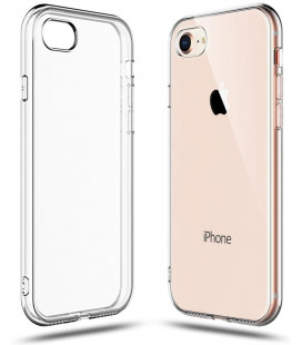 "Skaidrus dėklas Apple iPhone 7/8 telefonui ""Tech-Protect Flexair"""