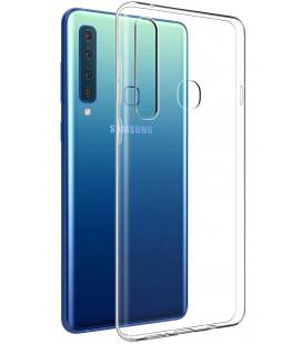 """Skaidrus silikoninis dėklas Samsung Galaxy A9 2018 telefonui """"Clear"""""""