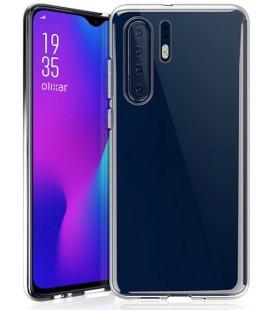 """Skaidrus silikoninis dėklas Huawei P30 Pro telefonui """"Clear"""""""