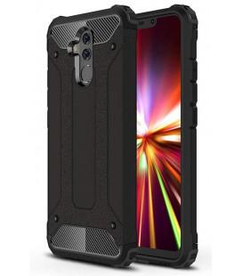 """Juodas dėklas Huawei Mate 20 Lite telefonui """"Hybrid Armor Case"""""""