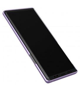 """Originalus juodas atverčiamas dėklas Huawei Mate 20 Lite telefonui """"Smart View Flip Cover"""""""