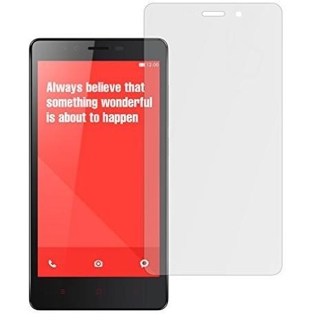 """Apsauginė ekrano plėvelė - grūdintas stiklas """"Tempered Glass"""" Xiaomi Redmi Note 2 telefonui."""