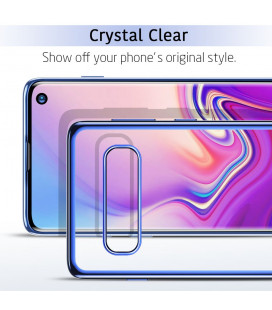 "Pilkas silikoninis dėklas Samsung Galaxy A6 2018 telefonui ""Mercury Soft Feeling"""