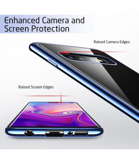 "Juodas dėklas Xiaomi Pocophone F1 telefonui ""Spigen Rugged Armor"""