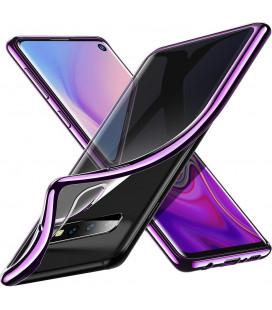 """Juodas dėklas Huawei Mate 20 Lite telefonui """"Spigen Rugged Armor"""""""