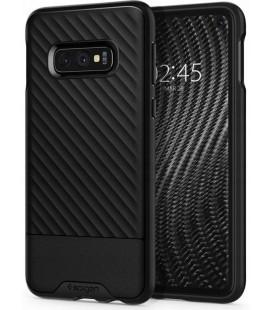 "Juodas dėklas Samsung Galaxy S10E telefonui ""Spigen Core Armor"""