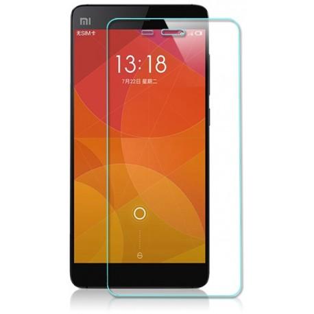 """Apsauginė ekrano plėvelė - grūdintas stiklas """"Tempered Glass"""" Xiaomi Mi4 telefonui."""